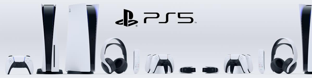 PS5 Muut tarvikkeet