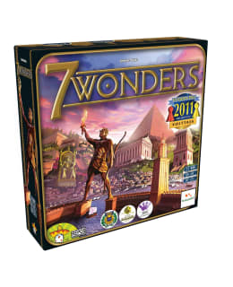 7 Wonders Lautapeli