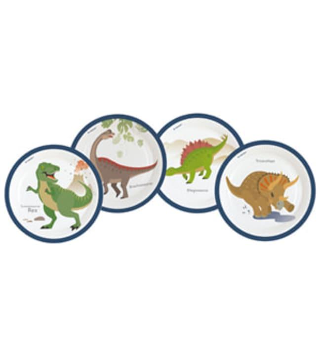 Dinosaurus suuri pahvilautanen 8 kpl/pkt