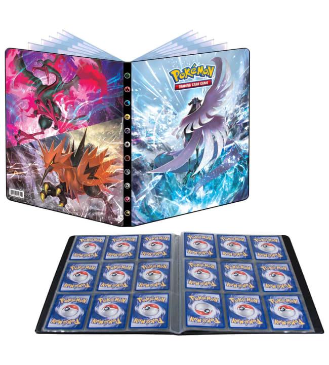 Pokemon Sword & Shield 6 9-pocket Binder keräilykansio