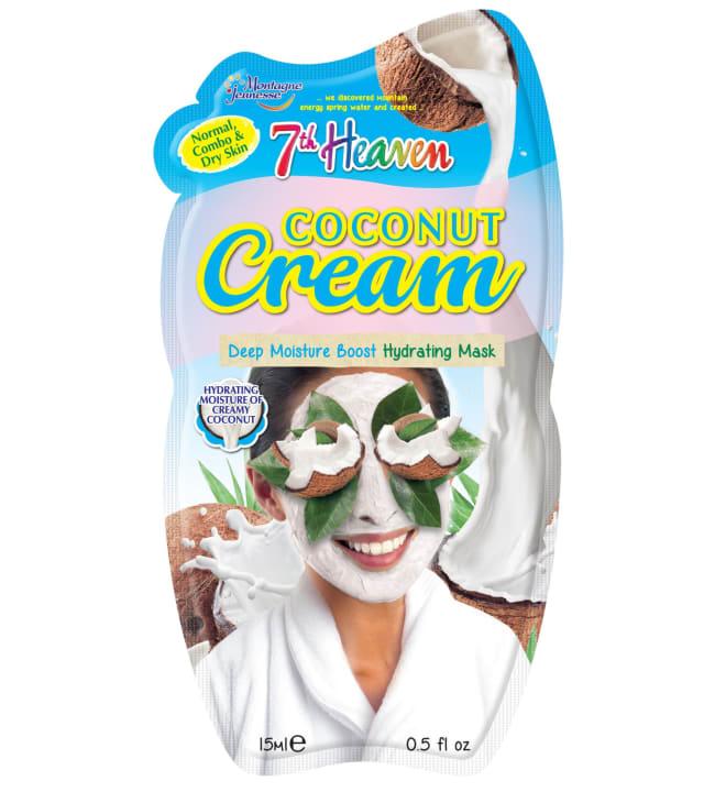 7th Heaven Coconut Cream 15 ml kasvonaamio