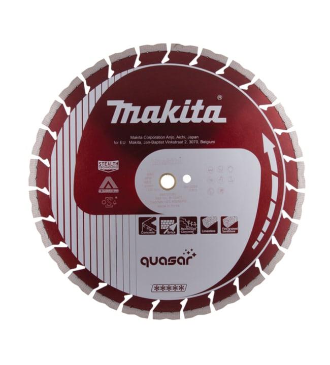 Makita Quasar Stealth 400 x 25,4 mm timanttikatkaisulaikka