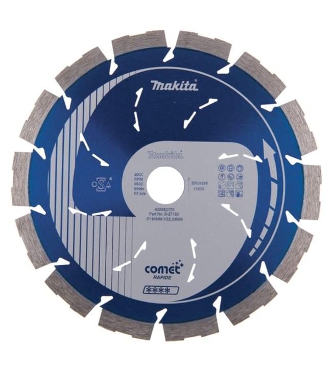 Makita Comet Rapid 180 x 22,23 mm timanttikatkaisulaikka