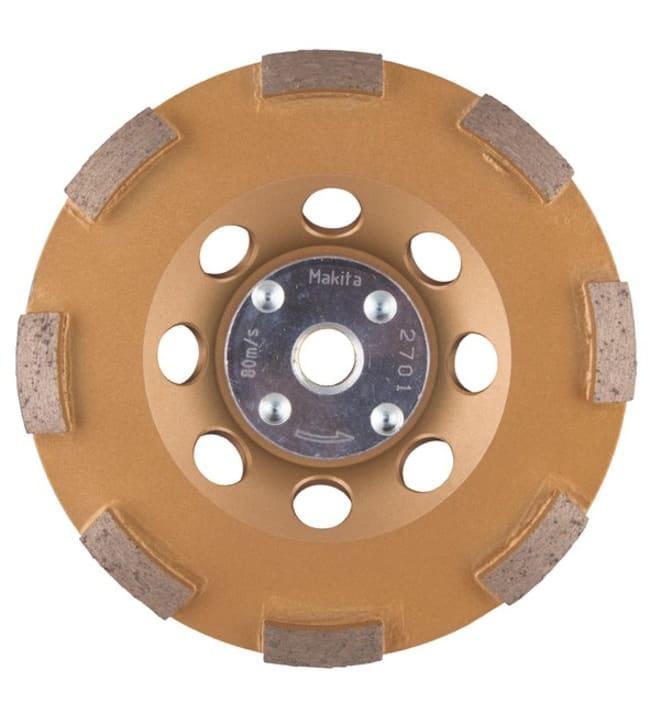 Makita 1-rivinen segmentti 125 mm karkea M14 timanttikuppilaikka