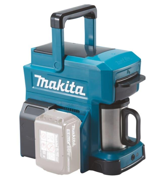 Makita LXT CXT DCM501Z 18V 12V kahvinkeitin runko
