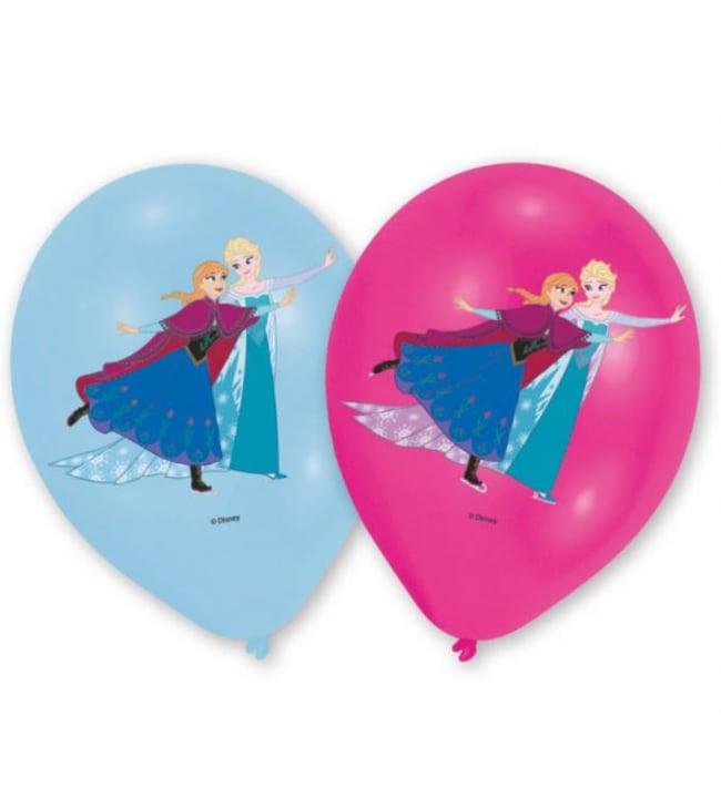 Disney Frozen 6 kpl ilmapallo