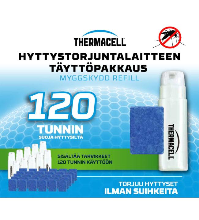 Thermacell Mega Pack R-10 täyttöpakkaus