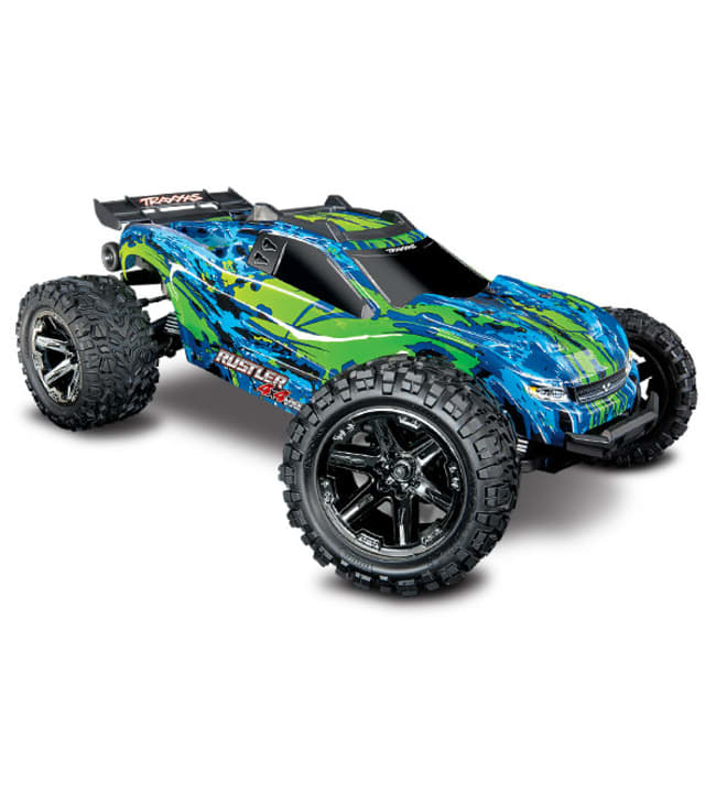 Traxxas Rustler 4x4 VXL auto