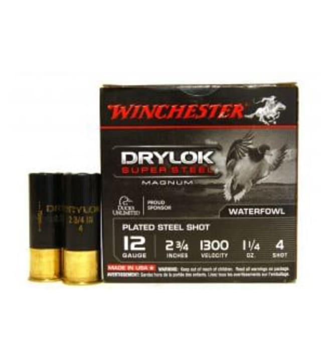 Winchester 12/70 Drylock 35g 25 kpl haulikonpatruuna