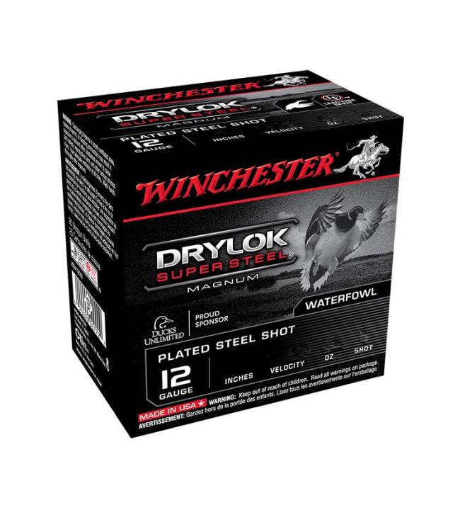 Winchester 12/76 Super X Drylok Steel haulikonpatruuna