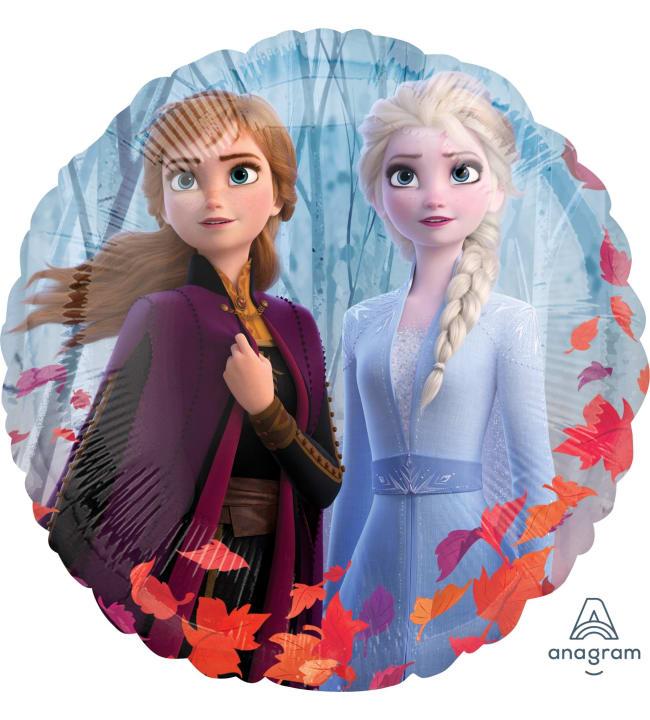 Frozen 2 foliopallo