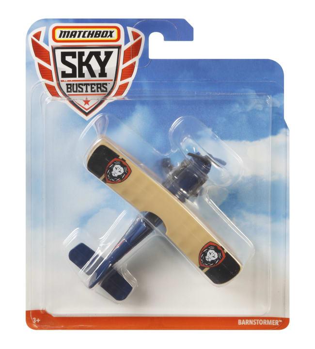 Matchbox lentokone