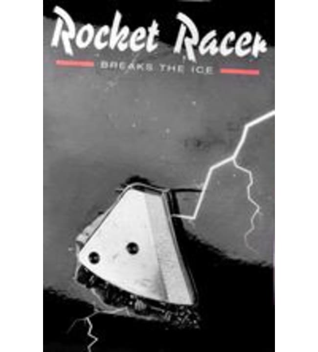 Abu Garcia Rocket Racer teräpalat
