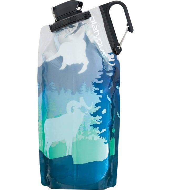 Platypus Duolock 1l juomapussi sininen