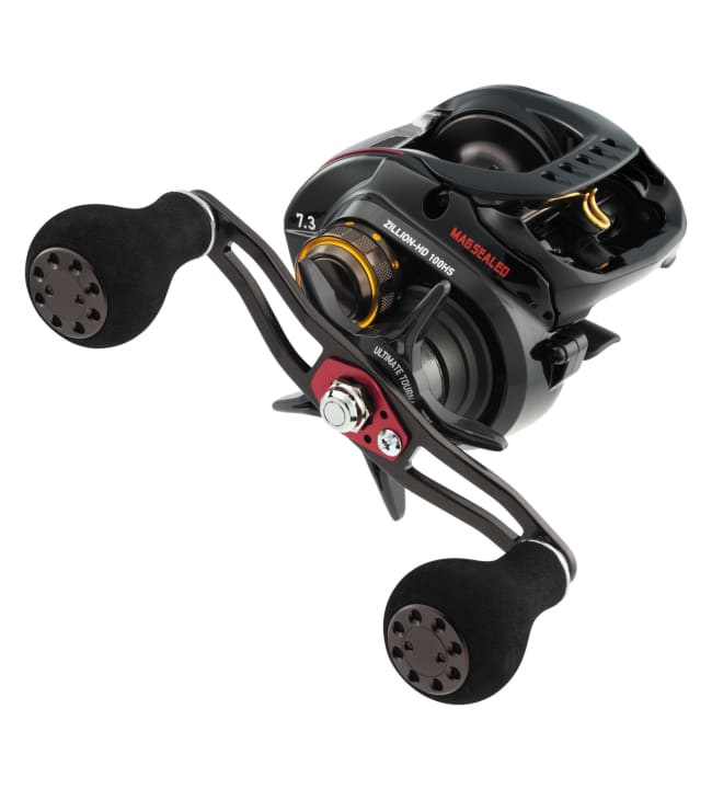 Daiwa Zillion HD hyrräkela