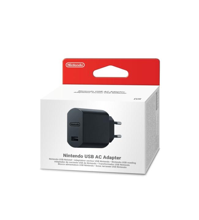Nintendo USB AC Adapter virtalähde