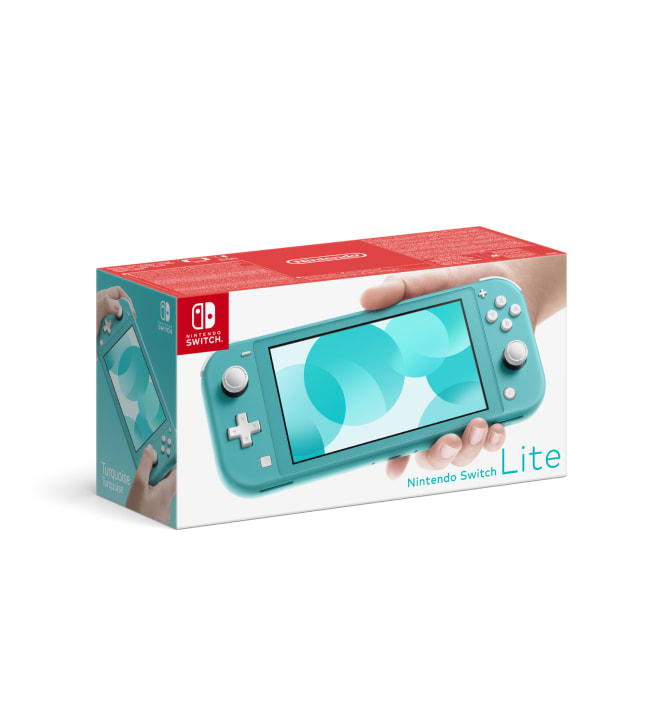 Nintendo Switch Lite pelikonsoli