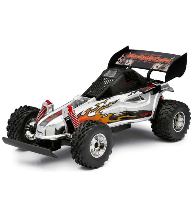 New Bright Chrome Lightning Buggy 1:16 radio-ohjattava auto