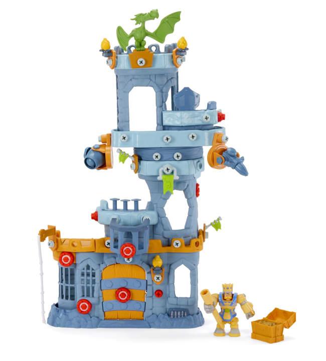 Little Tikes Kingdom Builders Hex Castle linna