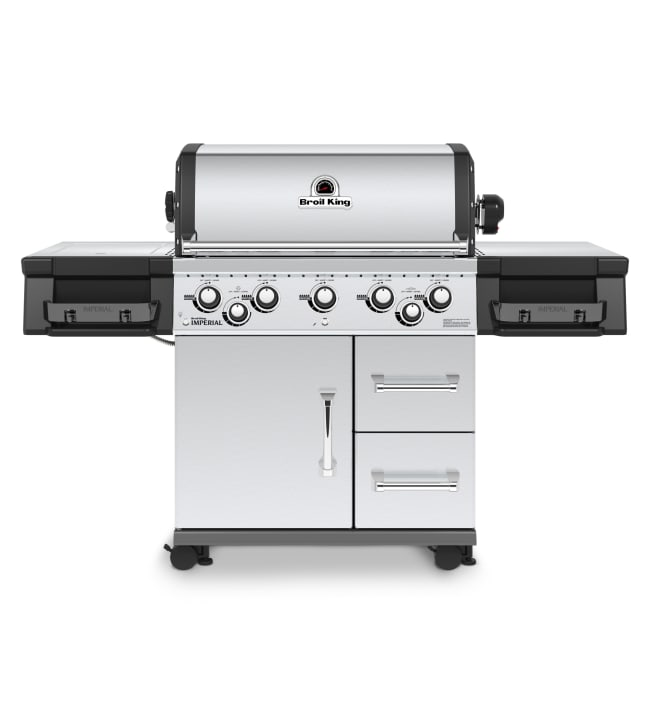 Broil King Imperial S590 SS kaasugrilli