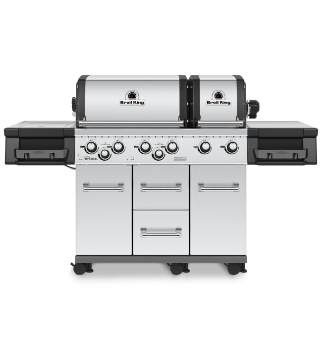 Broil King Imperial XLS SS kaasugrilli
