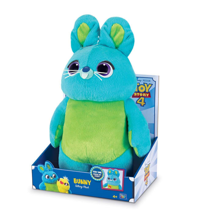 Toy Story Deluxe Talking Bunny