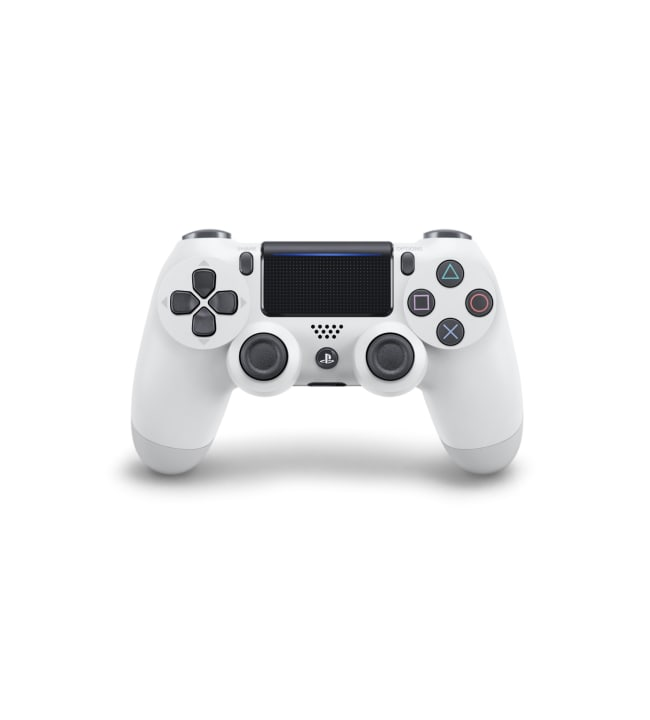 Sony PS4 Dualshock 4 v2 valkoinen peliohjain
