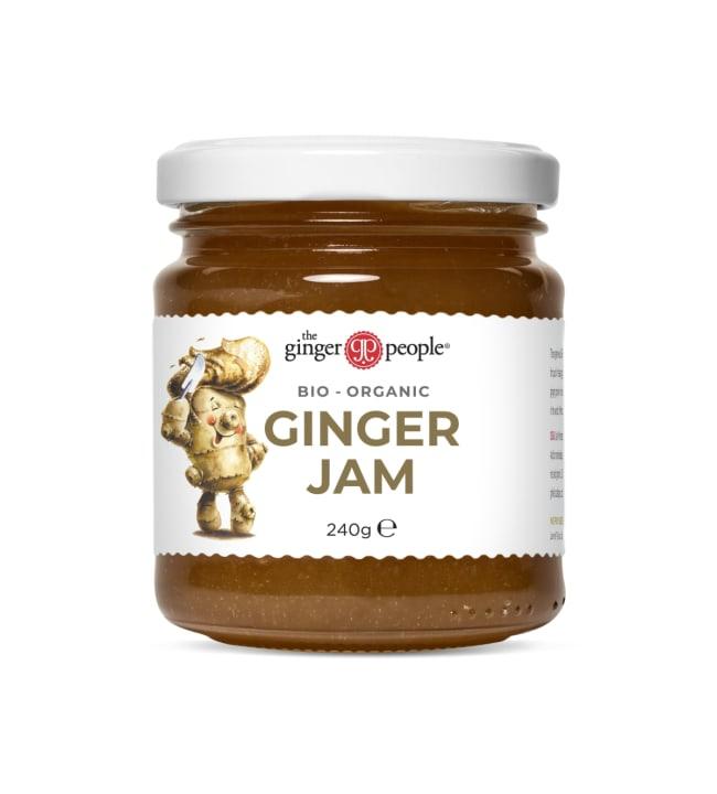 Ginger People Luomu 240 g inkiväärihillo