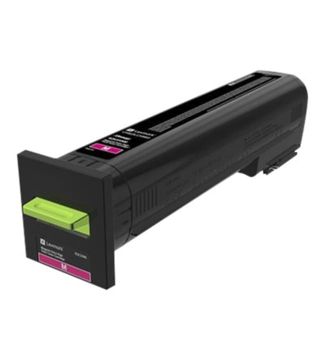 Lexmark 82K2XME Magenta erittäin tuottoisa värikasetti