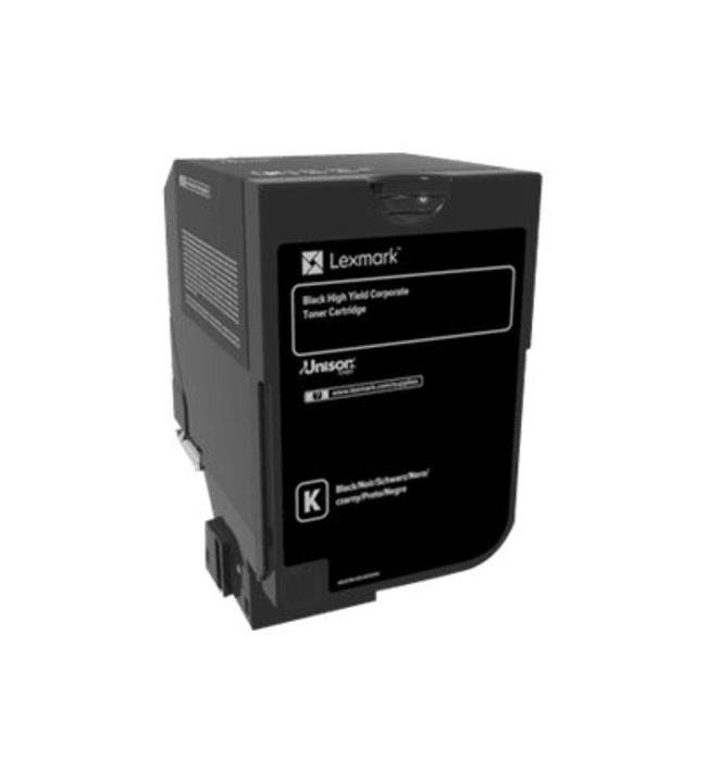Lexmark CX725 25K tuottoisa musta värikasetti