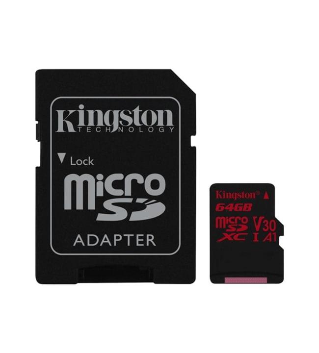 Kingston Canvas React 64GB Micro SDXC muistikortti