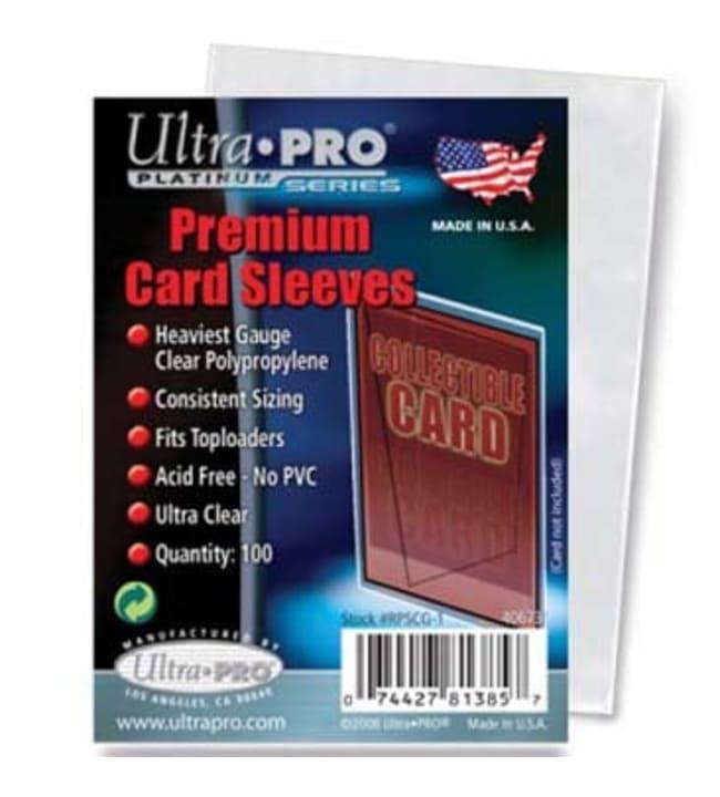 Ultra Pro Premium Card Sleeves korttisuoja