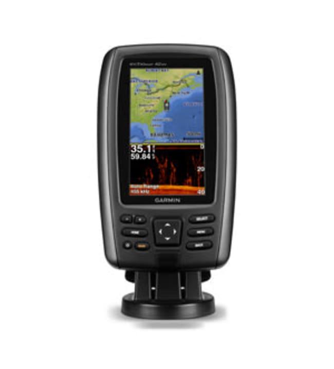 Garmin echoMAP 42dv GPS-kartta / kaikuplotteri