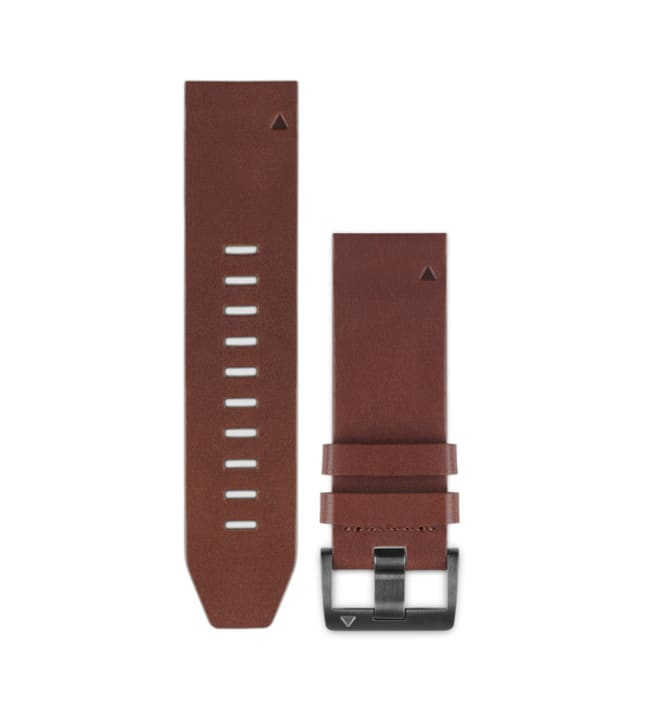 Garmin Quickfit 22 mm nahkaranneke