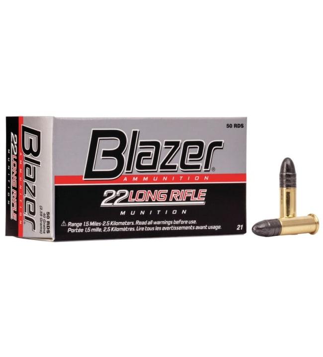CCI Blaszer 22LR 2,6g 50kpl patruuna