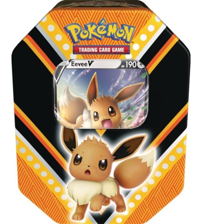 Pokemon V Powers Tin -rasia 1/2020