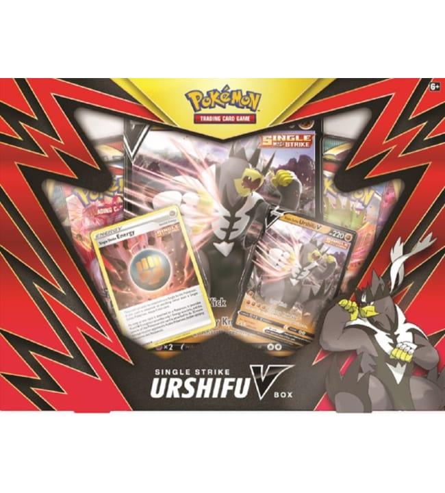 Pokemon V Box Urshifu V