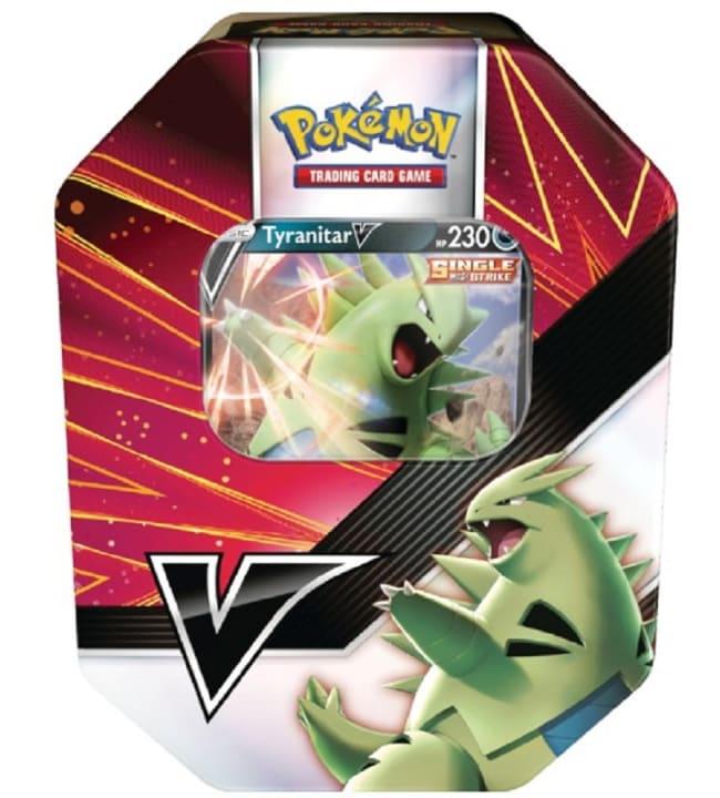 Pokemon V Strikers Tyranitar/Empoleon V Tin -rasia