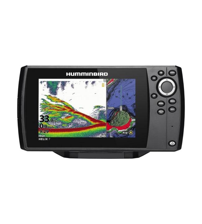 Humminbird Helix 7X DS GPS G3N yhdistelmälaite