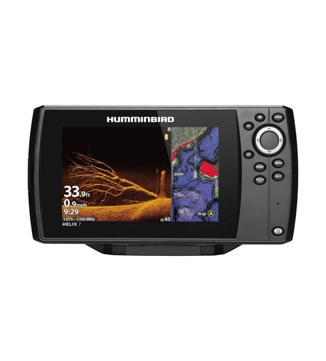 Humminbird Helix 7X MEGA DI GPS G3N yhdistelmälaite