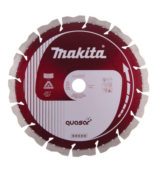 Makita Quasar 230mm Stealth timanttikatkaisulaikka
