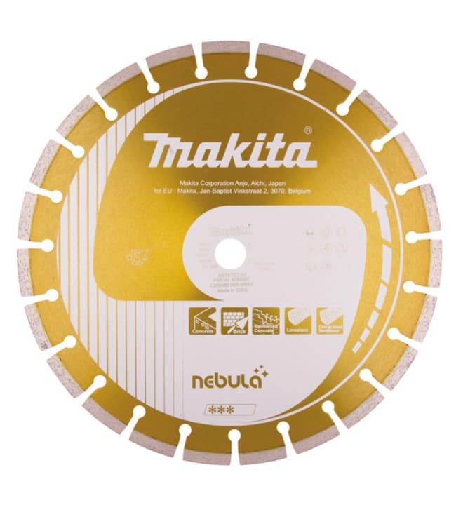 Makita Nebula 350x25,4/20mm timanttikatkaisulaikka