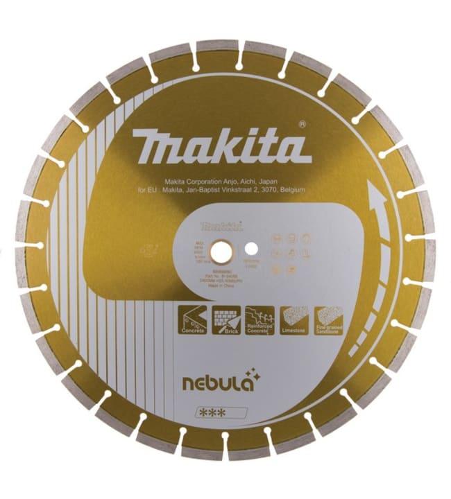 Makita Nebula 400x25,4/20mm timanttikatkaisulaikka