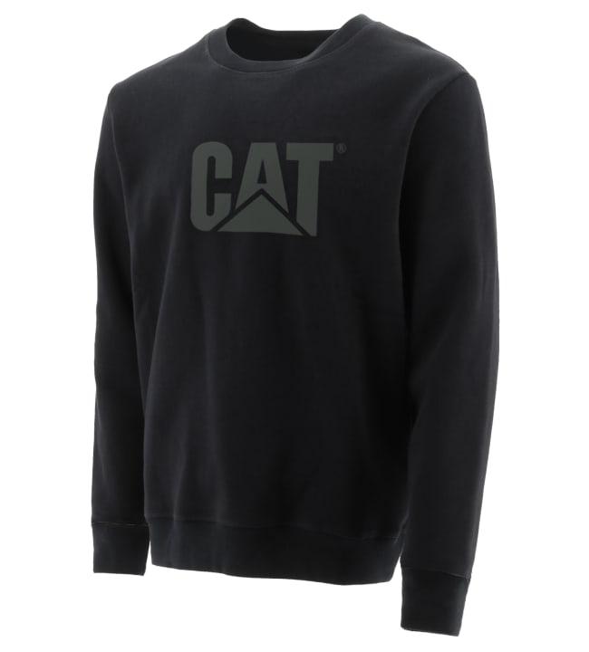 CAT Logo miesten collegepaita