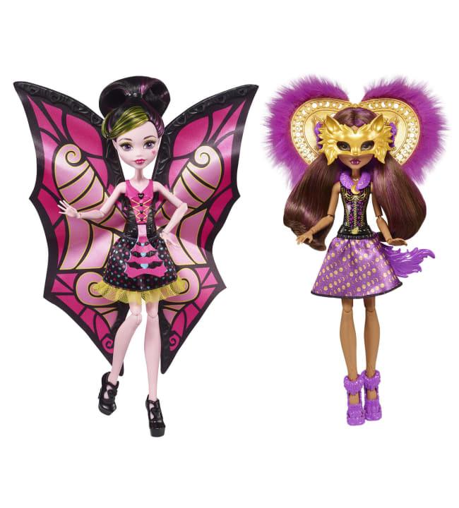 Monster High Transformation nukke