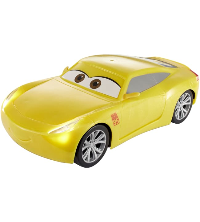Cars 3 Movie Moves Cruz Ramirez auto