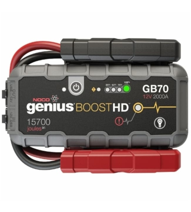 Noco GB70 2000A apukäynnistin