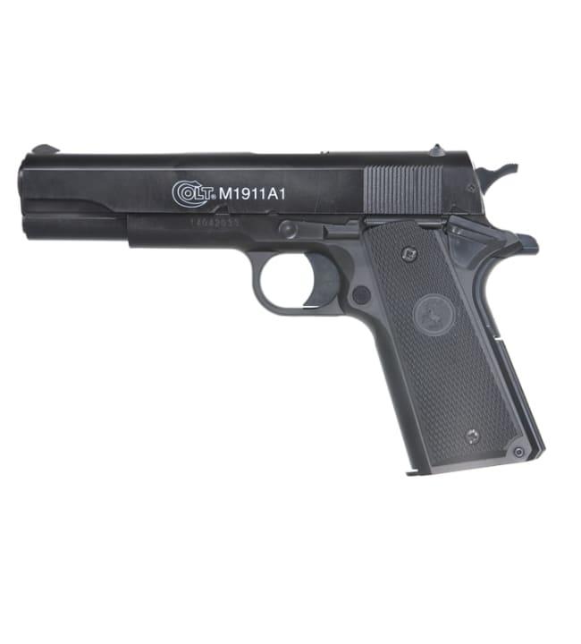 Cybergun Colt M 1911 jousiviritteinen airsoft pistooli