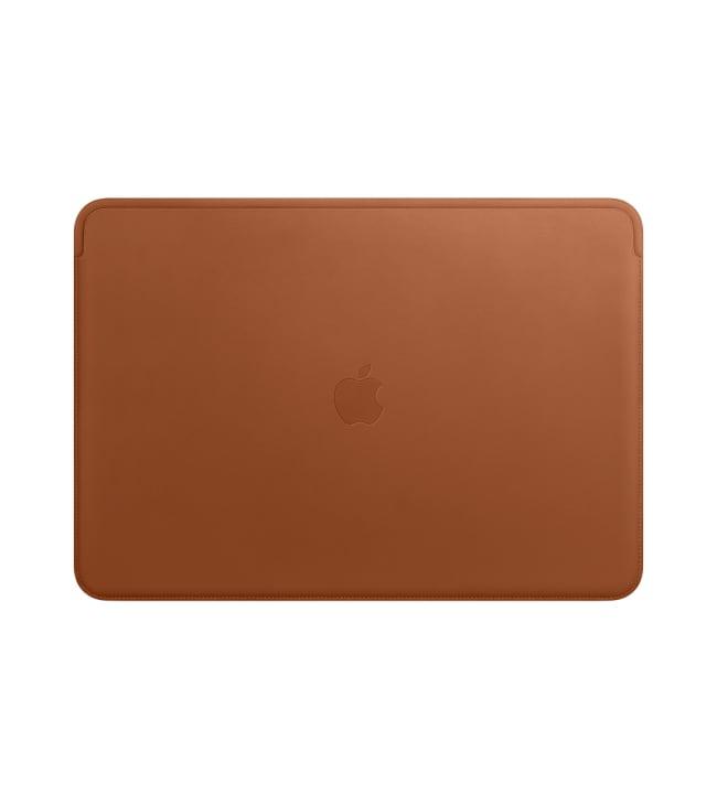 """Apple Leather Sleeve 15"""" MacBook Pro nahkainen suojatasku"""
