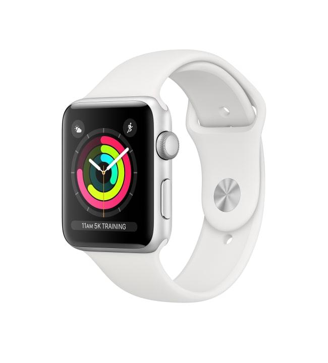 Apple Watch Series 3 GPS 38mm älykello